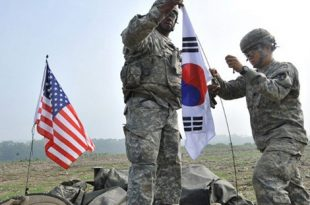 US Korea Joint Military Exercise