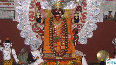 Anandamayi Tala Kali Mandir Krishnanagar