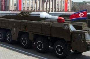 Musudan Missile