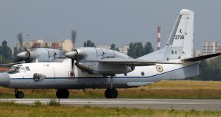 Indian Air Force Antonov AN-32