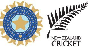 India New Zealand Cricket Series 2016