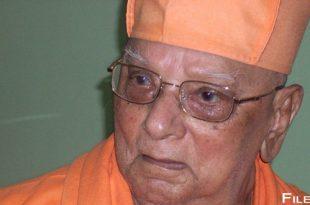 Swami Atmasthananda
