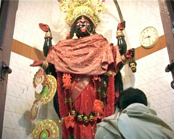 Budho Dakater Kali Tribeni