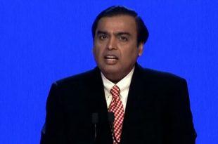 Mukesh Dhirubhai Ambani