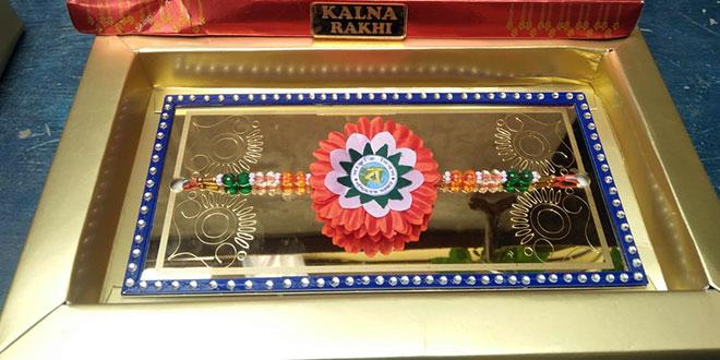 Photo of ৩ লক্ষ ২০ হাজার রাখি তৈরি করল বাংলার গ্রাম, পরবেন তাবড় নেতা মন্ত্রীরা