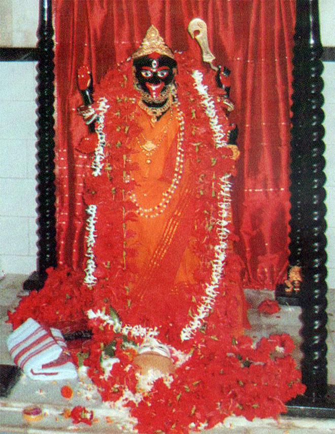 Prasannamoyee Kali Mandir Gobardanga