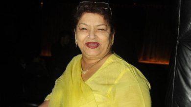 Photo of চলে গেলেন বিশিষ্ট কোরিওগ্রাফার সরোজ খান