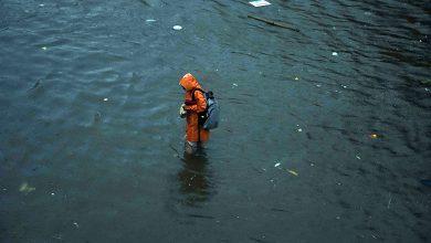 Photo of জলের তলায় মুম্বই, জারি লাল সতর্কতা