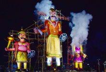 Photo of রাবণ কেনার লোক নেই, দশাননের রূপকারদের মাথায় হাত