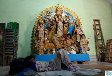 Photo of মহাষষ্ঠীতে অসুর আকাশ