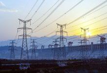 High Voltage Power Line